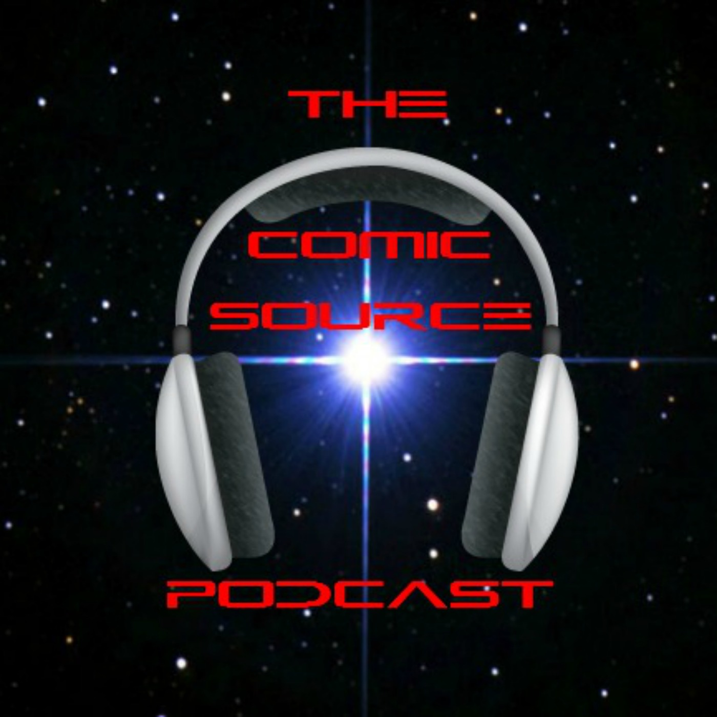 The Comic Source Podcast