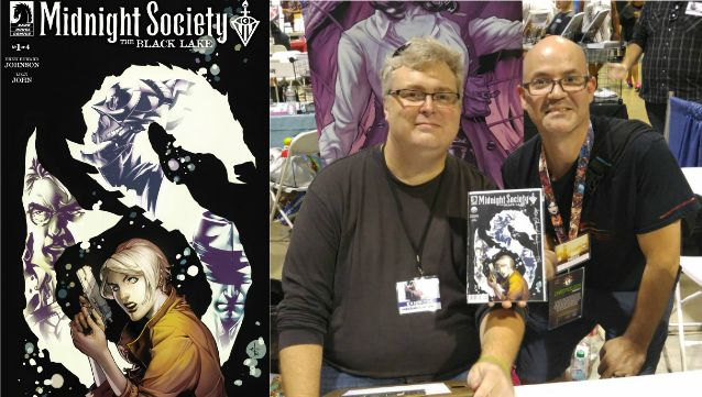 The Comic Source Podcast 033 Drew Edward Johnson LBCC Interview