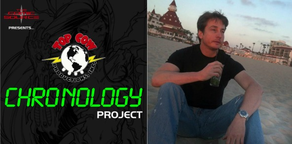 The Top Cow Chronology 039 Matt Hawkins LBCC Interview