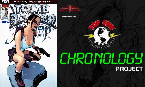 The Top Cow Chronology 040
