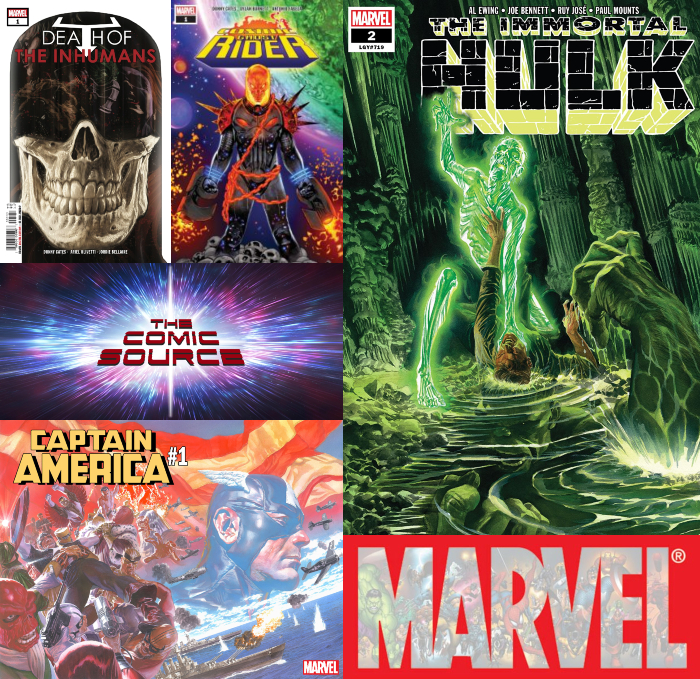 Ghost Rider Quotes About Life And Death: The Comic Source Podcast Episode 398