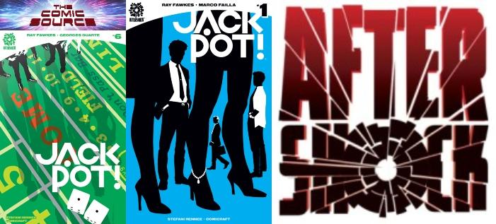 The Comic Source Podcast Episode 477 – AfterShock Monday: Spotlight on Jackpot