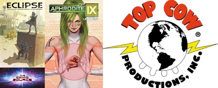 The Comic Source Podcast Episode 490 – Top Cow Thursday: Aphrodite IX #1 & Eclipse #10