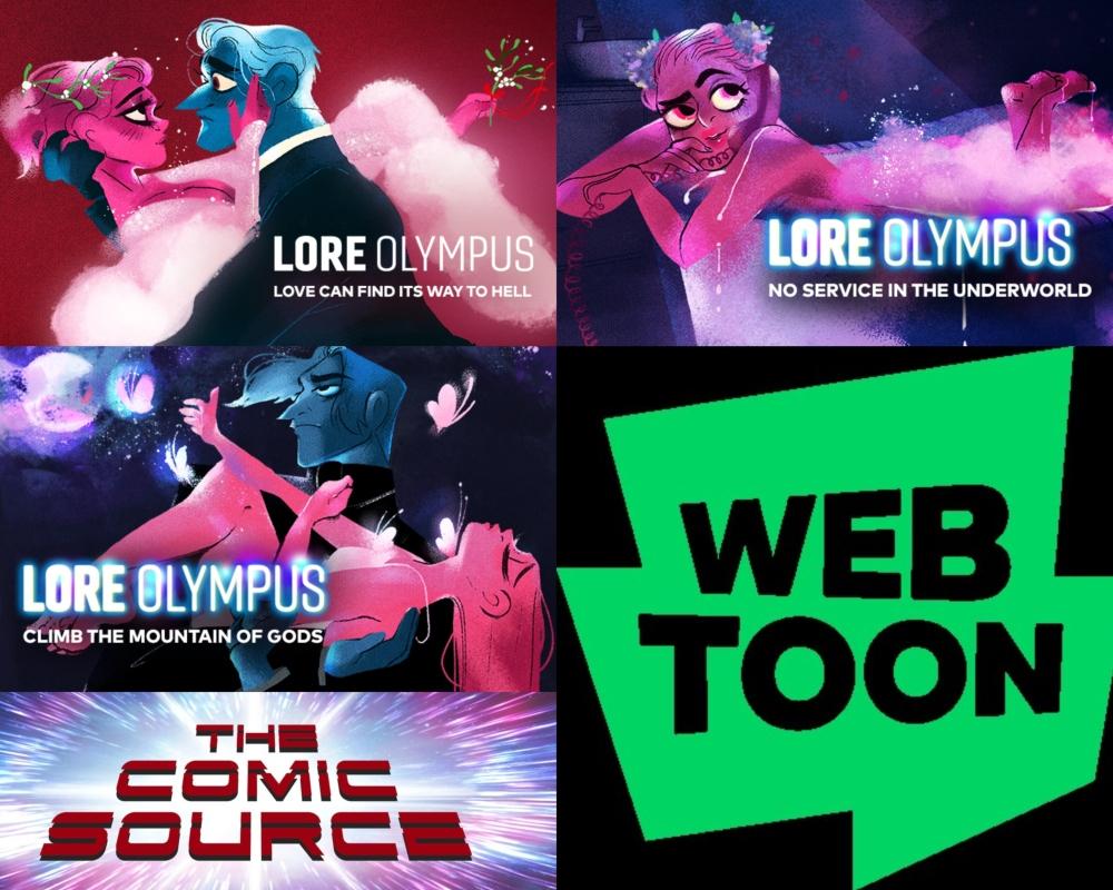 Lore Olympus with Rachel Smythe - Webtoon Wednesday - The