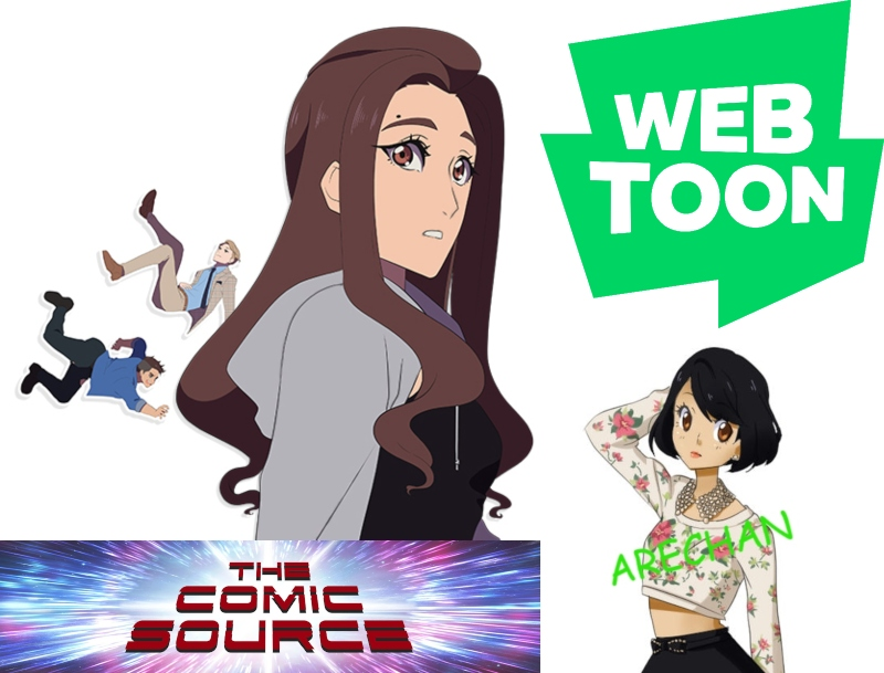 Webtoon Wednesday - Luff with Arechan: The Comic Source