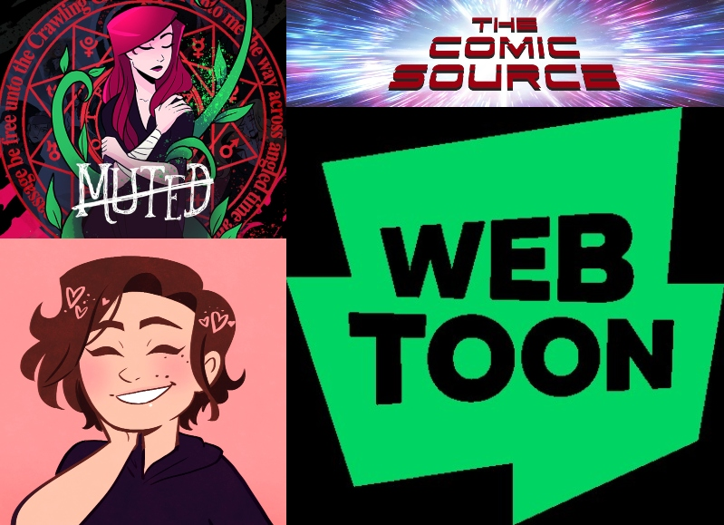 WEBTOON Wednesday - Muted with Miranda Mundt: The Comic Source