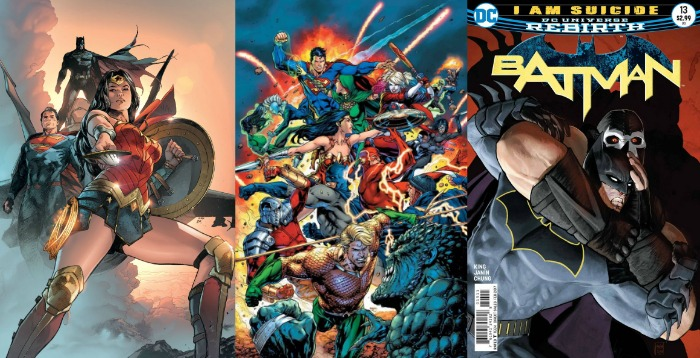 The Comic Source Podcast Episode 187 DC Books for Dec 21st