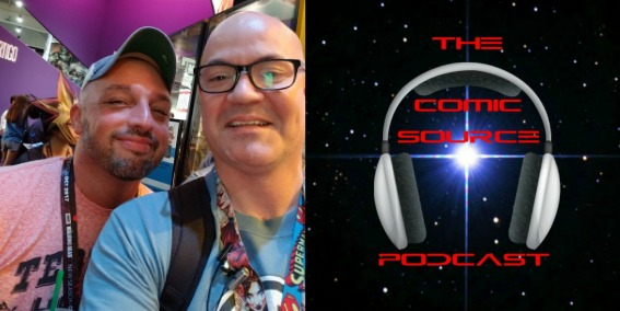 The Comic Source Podcast Episode 197 – The Lost Files – Phil Jimenez Interview
